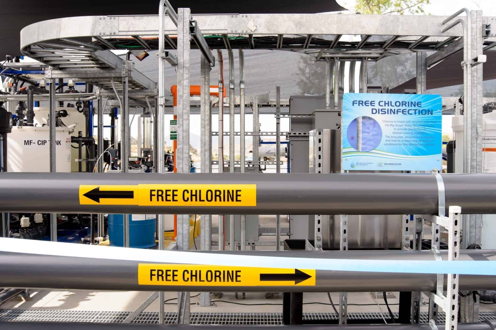 Free Chlorine Disinfection